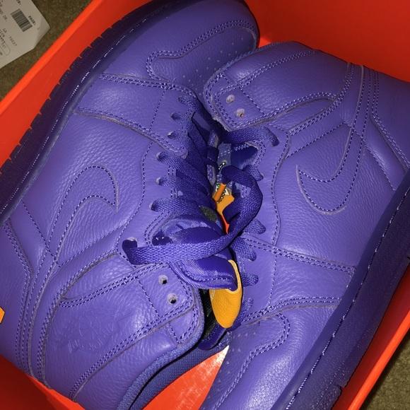 dfe2a3ea73f Jordan Shoes | Retro 1 Grape Gatorade | Poshmark